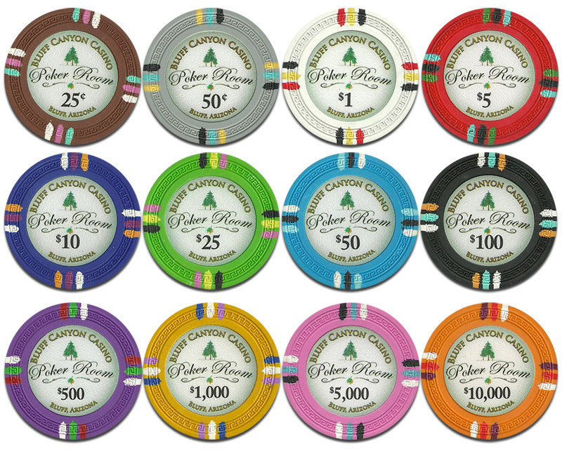 Casino pokerchips 11