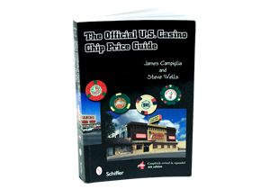 The Official U.S. Casino Chip Price Guide - James Campiglia on Claysmith Gaming