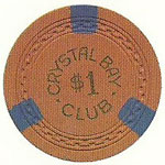 The Casino Bay Poker Chip