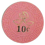 The Sahara Reno Poker Chip